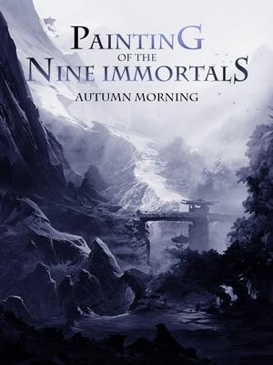 Painting of the Nine Immortals