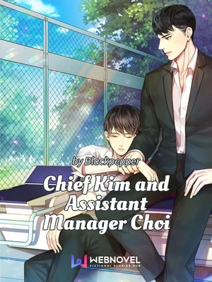 Chief Kim and Assistant manager Choi