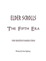 Elder Scrolls: The Fifth Era
