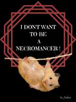 I Don't Want To Be A Necromancer!