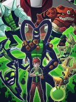 In The world of Marvel with the power of Ben10