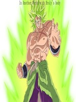 In another world with Broly's Body