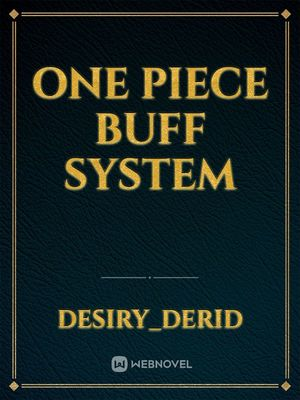 One Piece Buff System
