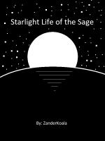 Starlight Life of the Sage