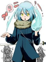 That Time I got Rencarnated as a Slime