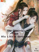 The Immortal and His Little Sorceress