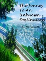 The Journey To An Unknown Destination
